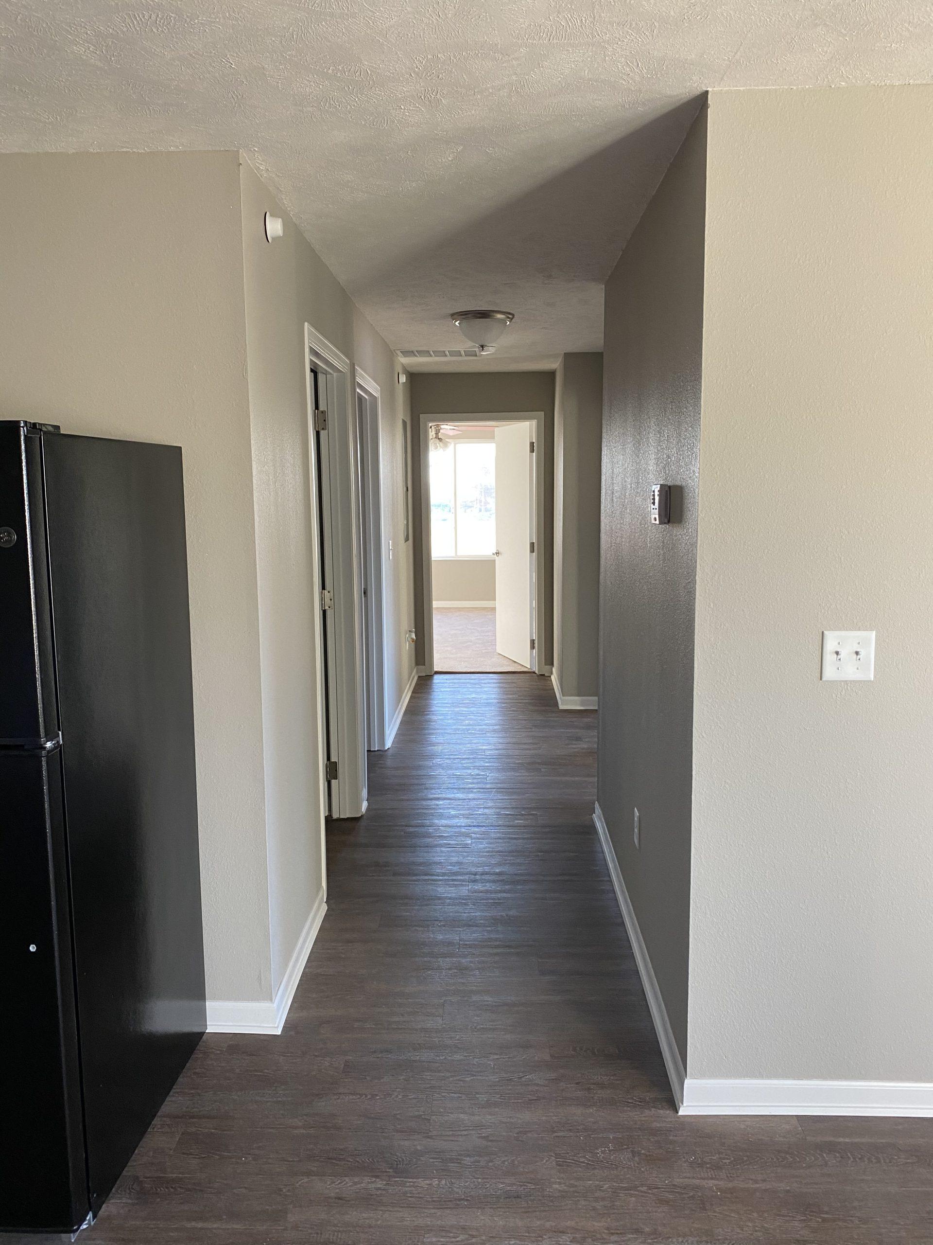 Eagle Flats Hallway