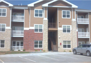 Prairie Flats affordable housing in enid oklahoma