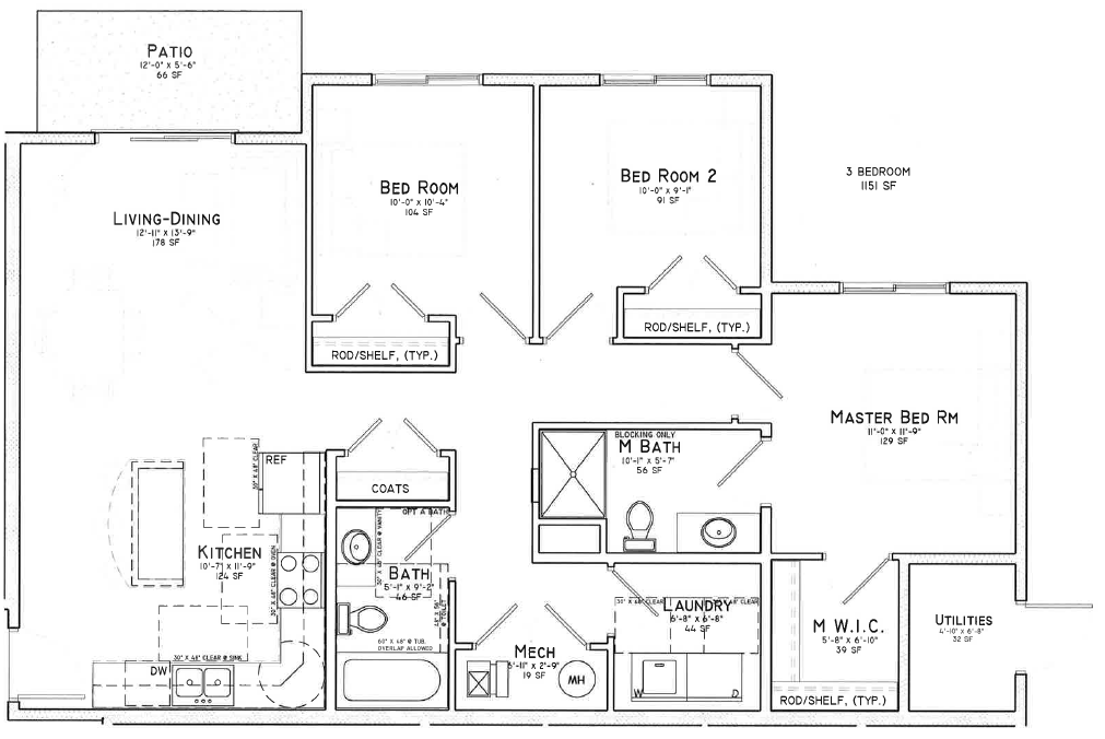 Eagle Flats Apartments Excel Development Group