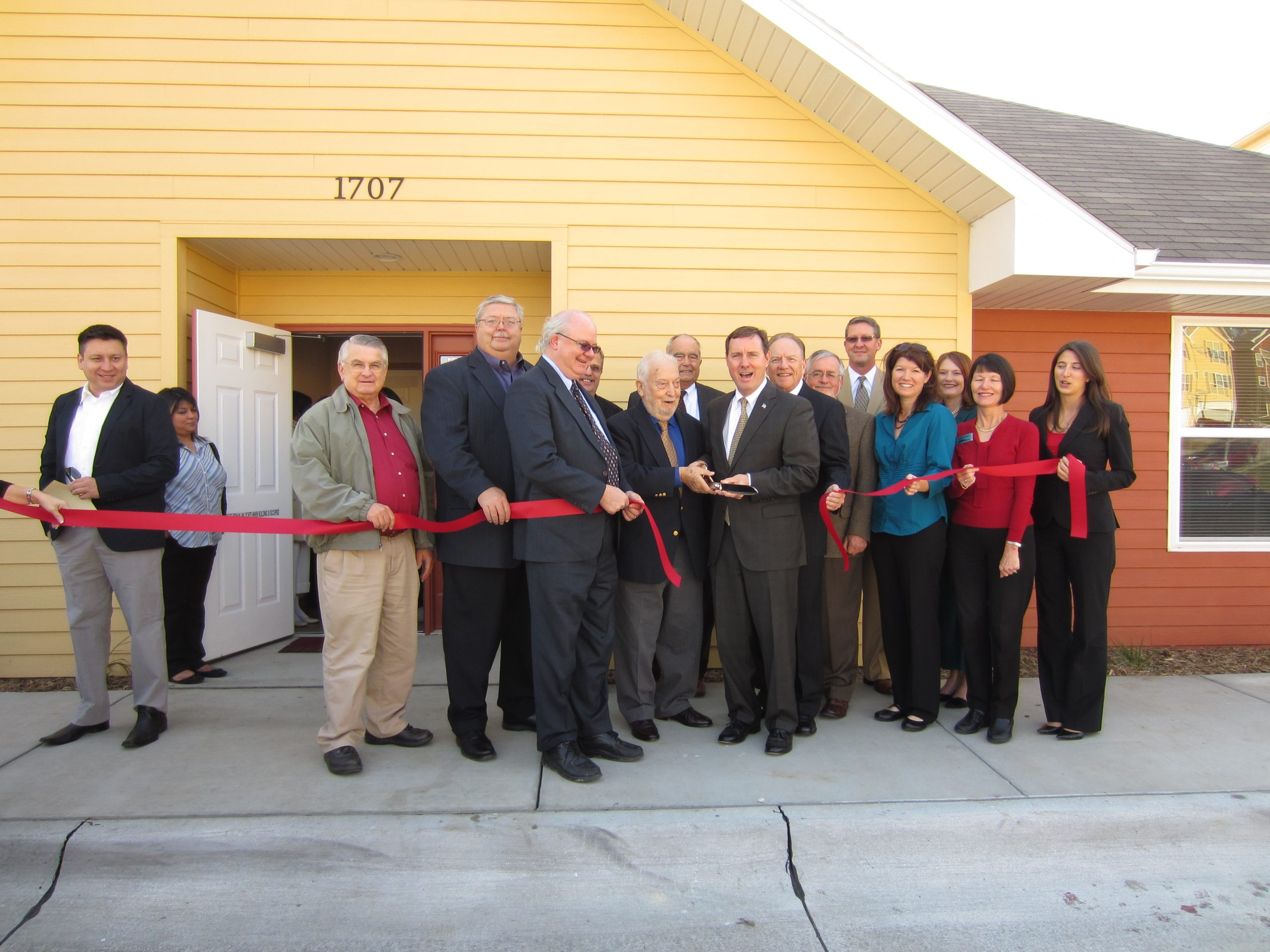 southern valley ribbon cutting