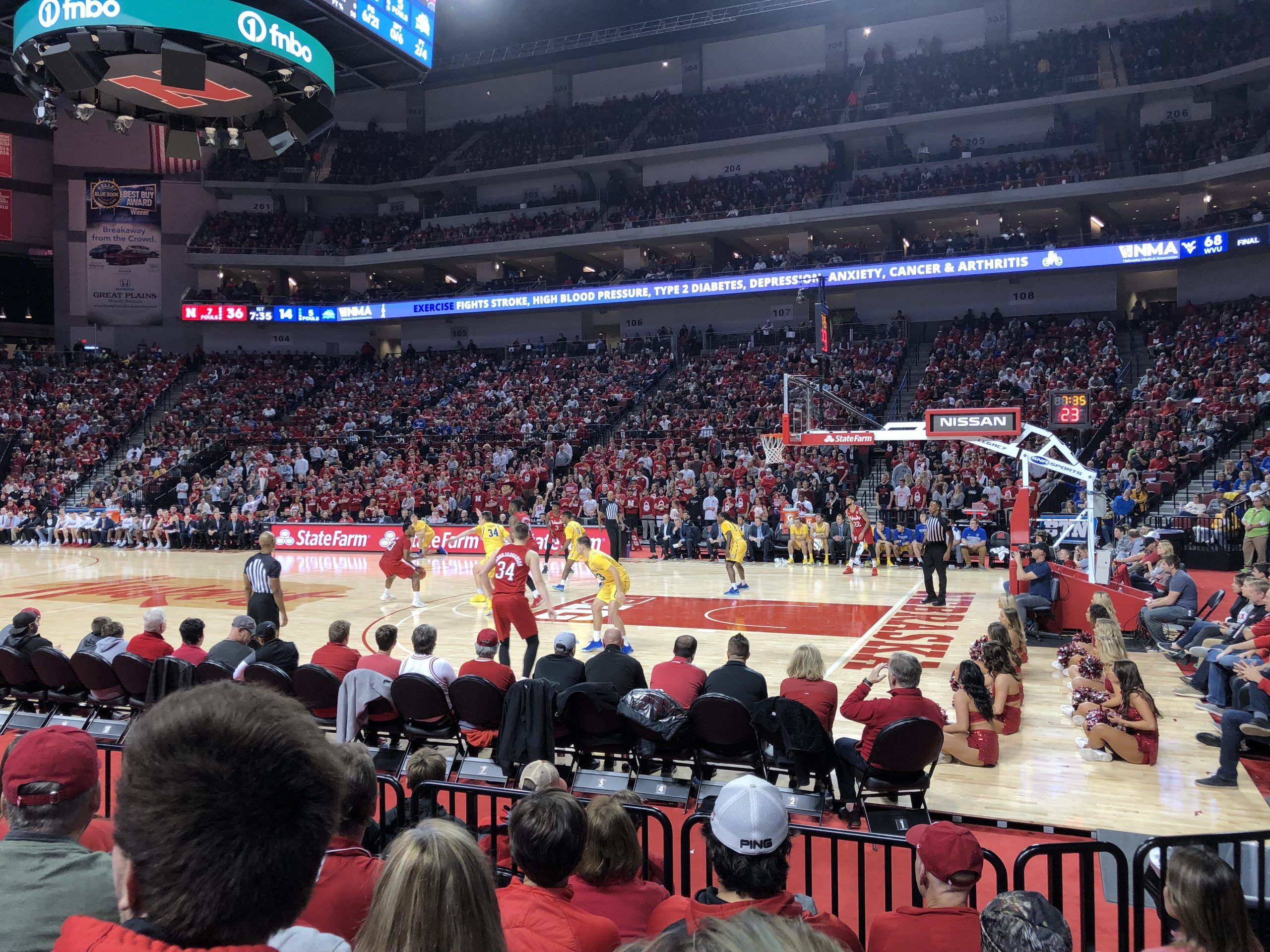 excel husker basketball tickets