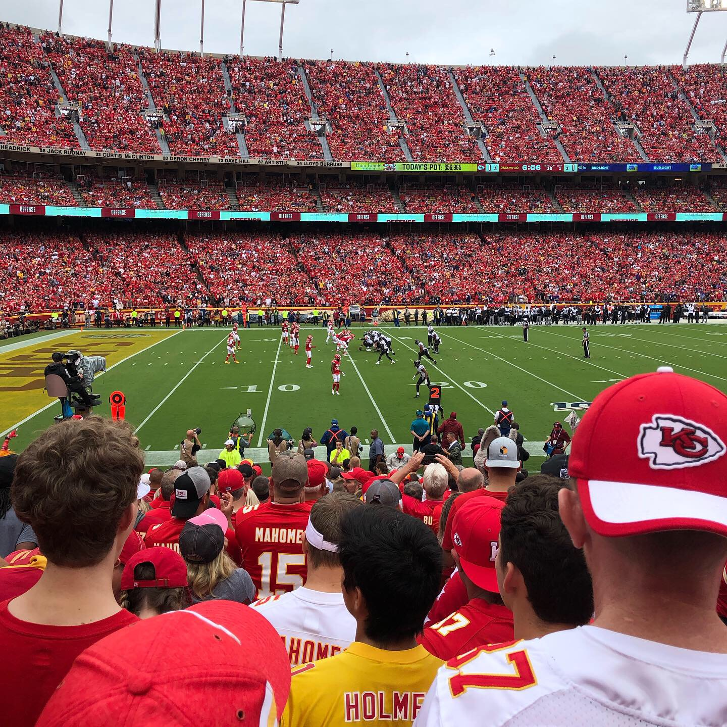 excel kc chiefs tickets